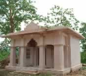 Bahula temple at Ambaji