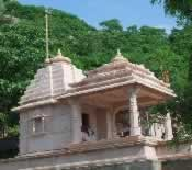 Panchsagar temple at Ambaji